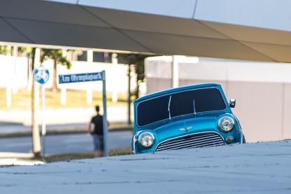 Mini bei BMW
